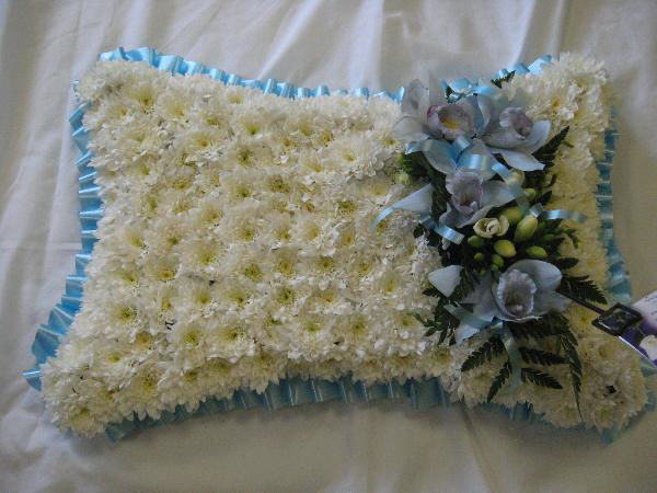 Picture of Fresh Flower Pillow