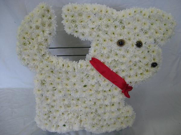 Picture of Floral Puppy