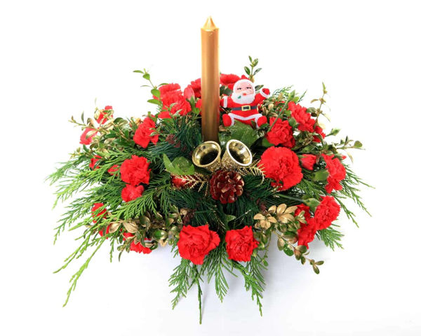 Picture of Charming Festive candle