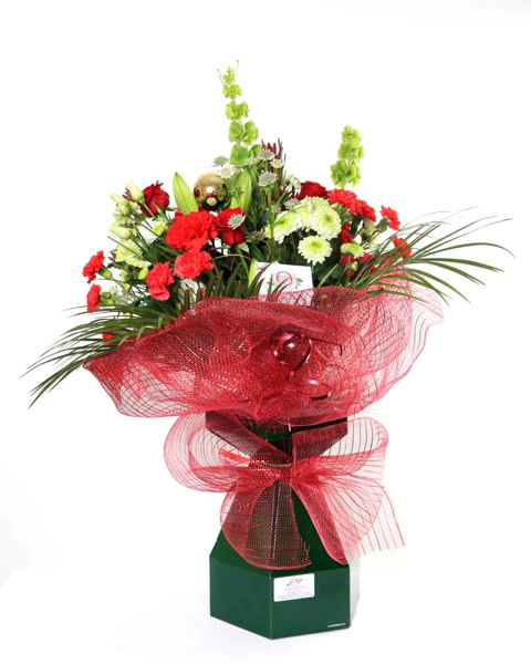 Picture of Christmas Joy Bouquet